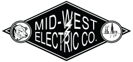 Mid West Electric Logo